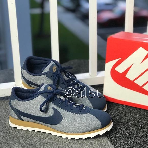 c017d696251b NWT Nike Cortez Ultra SE Navy Blue WMNS